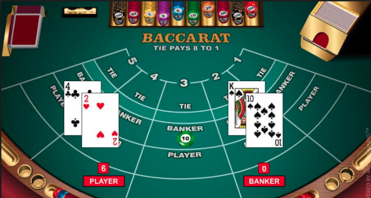 Online Bets at Biggest Baccarat Agent