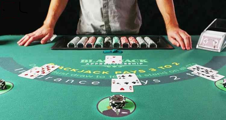 Start Blackjack Online Games of Chance