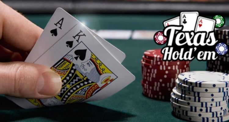 Guidance on Texas Poker Game of Luck
